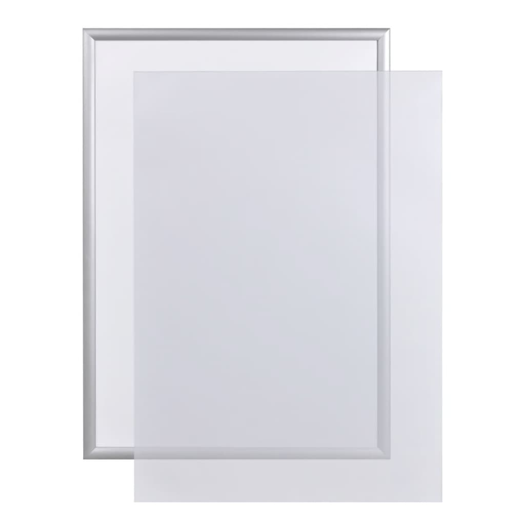 Large easy access poster frames