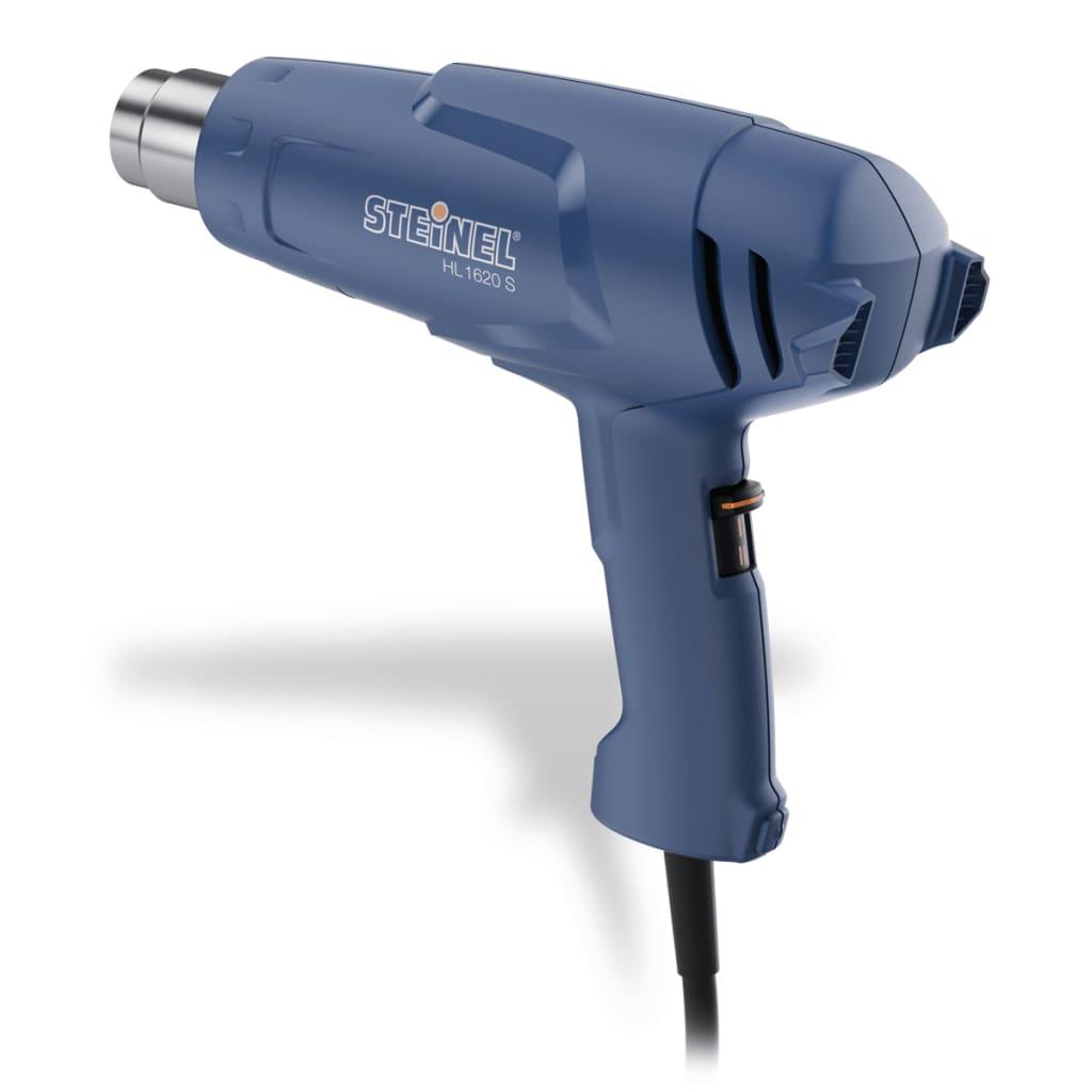 Steinel Pistolet à air chaud électrique HL 1620 S 1600 W Pistolets