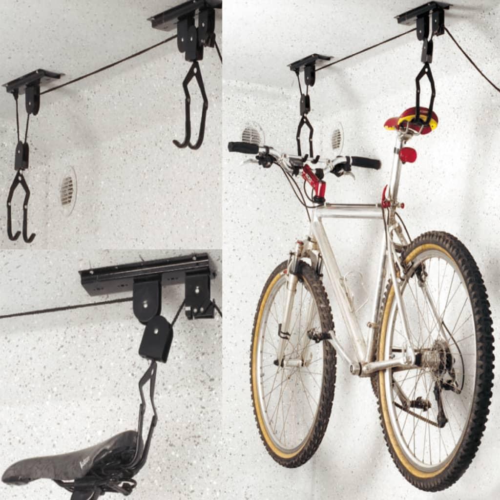 Хранение велосипеда на стене своими руками