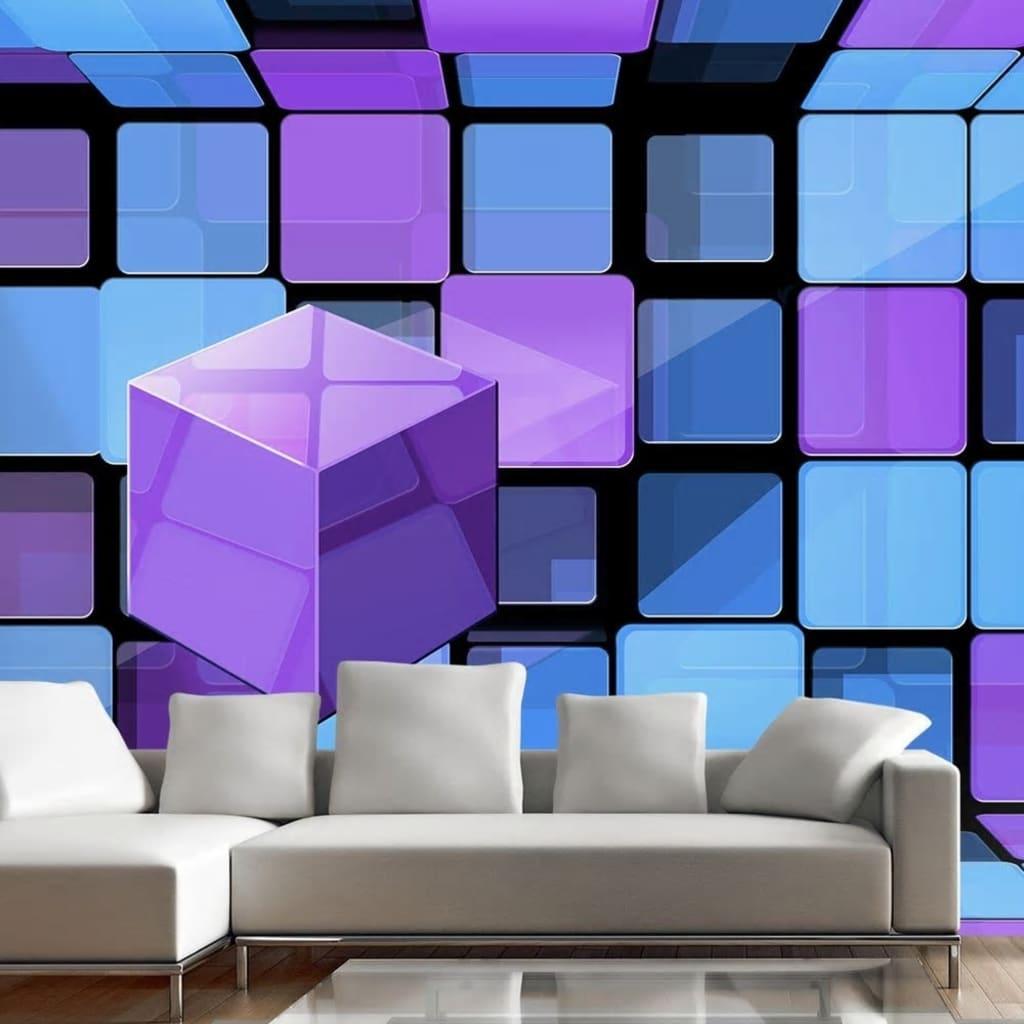 DecorDecor Fototapet - Rubiks cube: variation