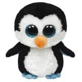TY Beanie Boo Kuscheltier Waddles Pinguin Plüsch XL 42 cm 7136803