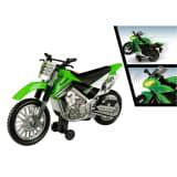 Jouet motocyclette moto-cross Road Rippers Kawasaki KLX 140 33412