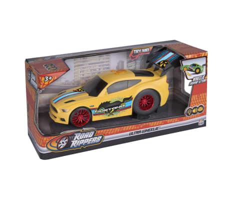 Road Rippers Wheelie Power Ford Mustang 5.0 ze światłami i muzyką[2/2]