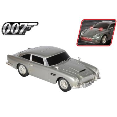 Maquette de voiture Aston Martin James Bond DB5 1:20 Toy State 62021[1/2]