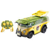 Nikko Radio-gecontroleerde Toy Van Ninja Turtles RC Party 71000