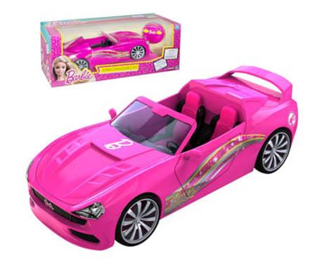 nikko barbie spielzeugauto mit funkfernsteuerung. Black Bedroom Furniture Sets. Home Design Ideas