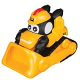 Caterpillar Pala excavadora de obras de juguete amarillo 80422