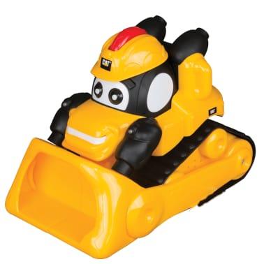 Caterpillar Pala excavadora de obras de juguete amarillo 80422[1/2]