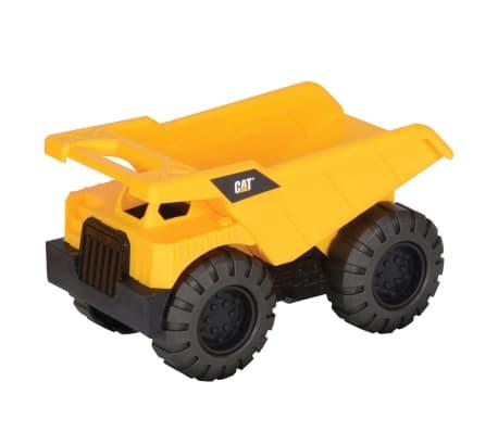 Caterpillar Camión de obras resistente de juguete amarillo 82031
