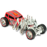 Hot Wheels Street Creeper Pojazd Extreme Action, 90511