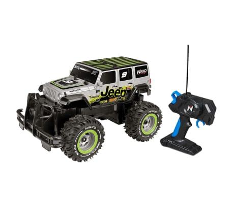 Coche de juguete Jeep todoterreno, escala 1:16, marca Nikko RC[1/2]