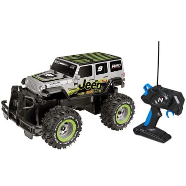Coche de juguete Jeep todoterreno, escala 1:16, marca Nikko RC[2/2]