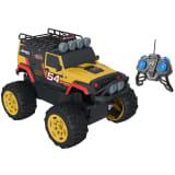 Nikko Radiostyrd bil Off-Road Jeep Wrangler 1:18 94173
