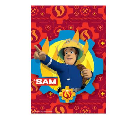 Lot de 8 sachets anniversaire : Sam le pompier