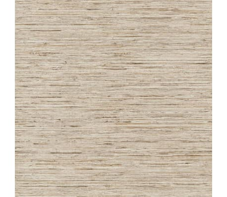 RoomMates Plakbehang grasweefsel beige RMK9031WP