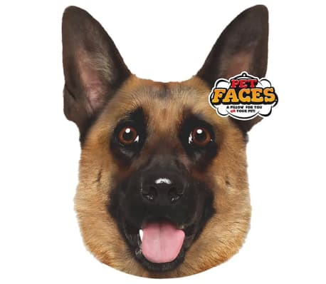 Pet Faces Djurkudde German Shepherd