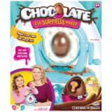 Chocolate Egg Surprise Making