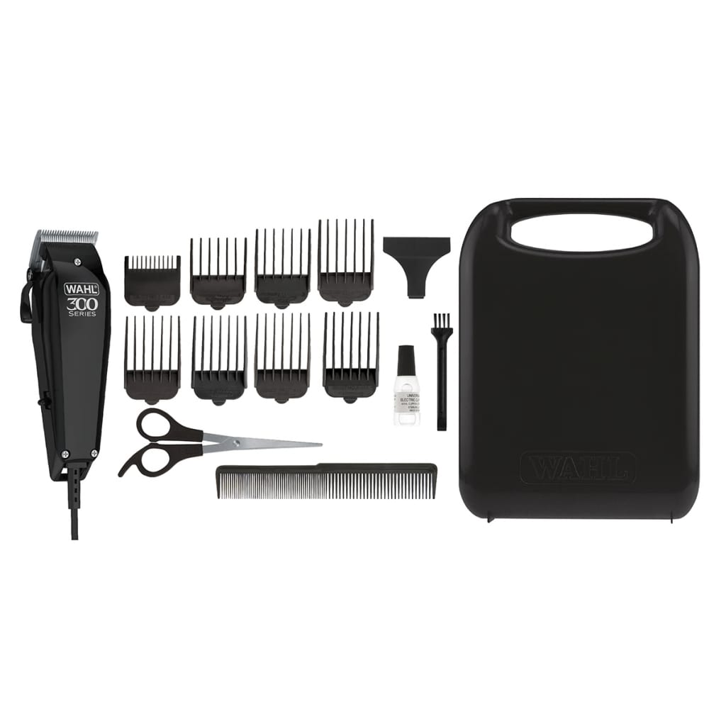 Wahl Aparat de tuns Home Pro 300 Series, 15 piese, 9247-1316 poza 2021 Wahl