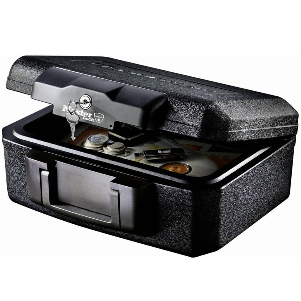 Cutie securitate Masterlock L1200 mică, ignifugă poza vidaxl.ro