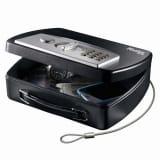 Master Lock P008EML Caja de seguridad pequeña con clave digital