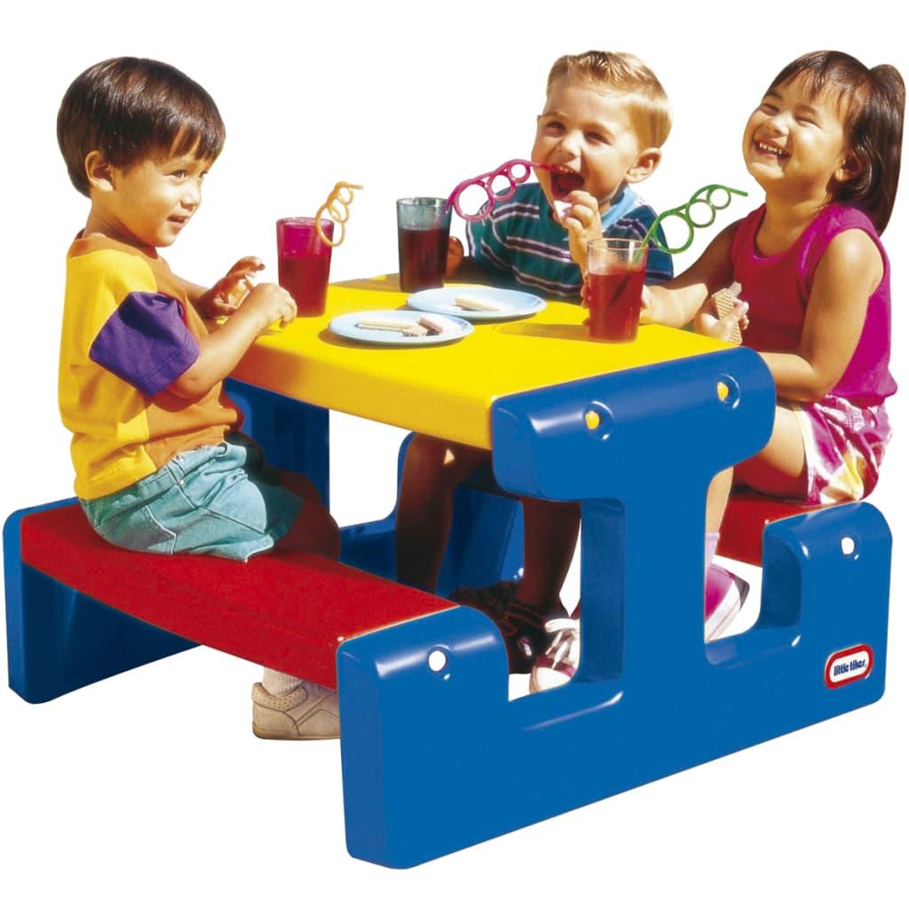 Little Tikes Junior piknikbord
