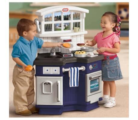 acheter cuisinette pour enfant little tikes pas cher. Black Bedroom Furniture Sets. Home Design Ideas