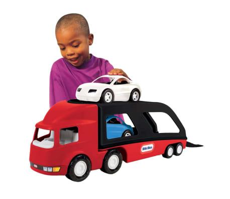 Camion porte voiture rouge/noir Little Tikes LT 484964[2/2]