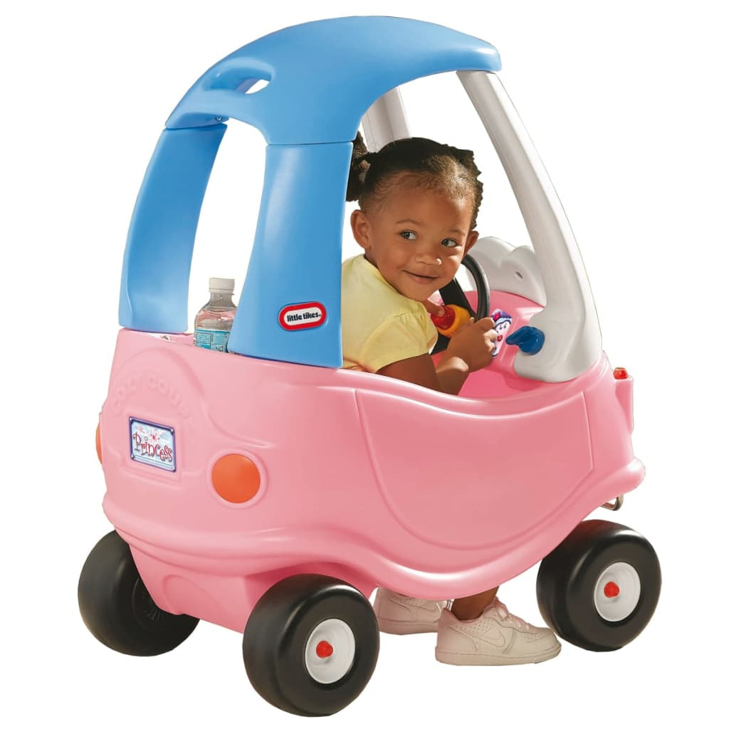 Little Tikes Loopauto Cozy Coupe prinses roze