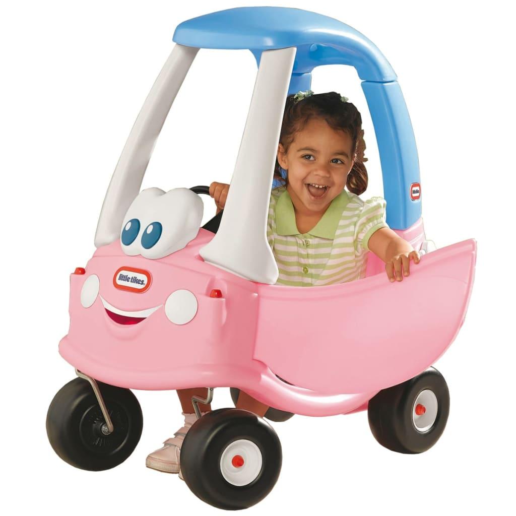 Little Tikes Coupe Kinderwagen Kinderauto Spielauto Laufauto Tretauto Rosa Rosa Rosa  ae4d4e