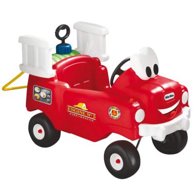 Coche de juguete rojo de bomberos, marca Little Tikes[3/4]