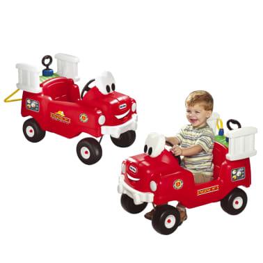 Coche de juguete rojo de bomberos, marca Little Tikes[2/4]
