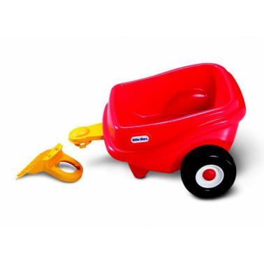 Remolque de juguete rojo, marca Little Tikes[1/4]