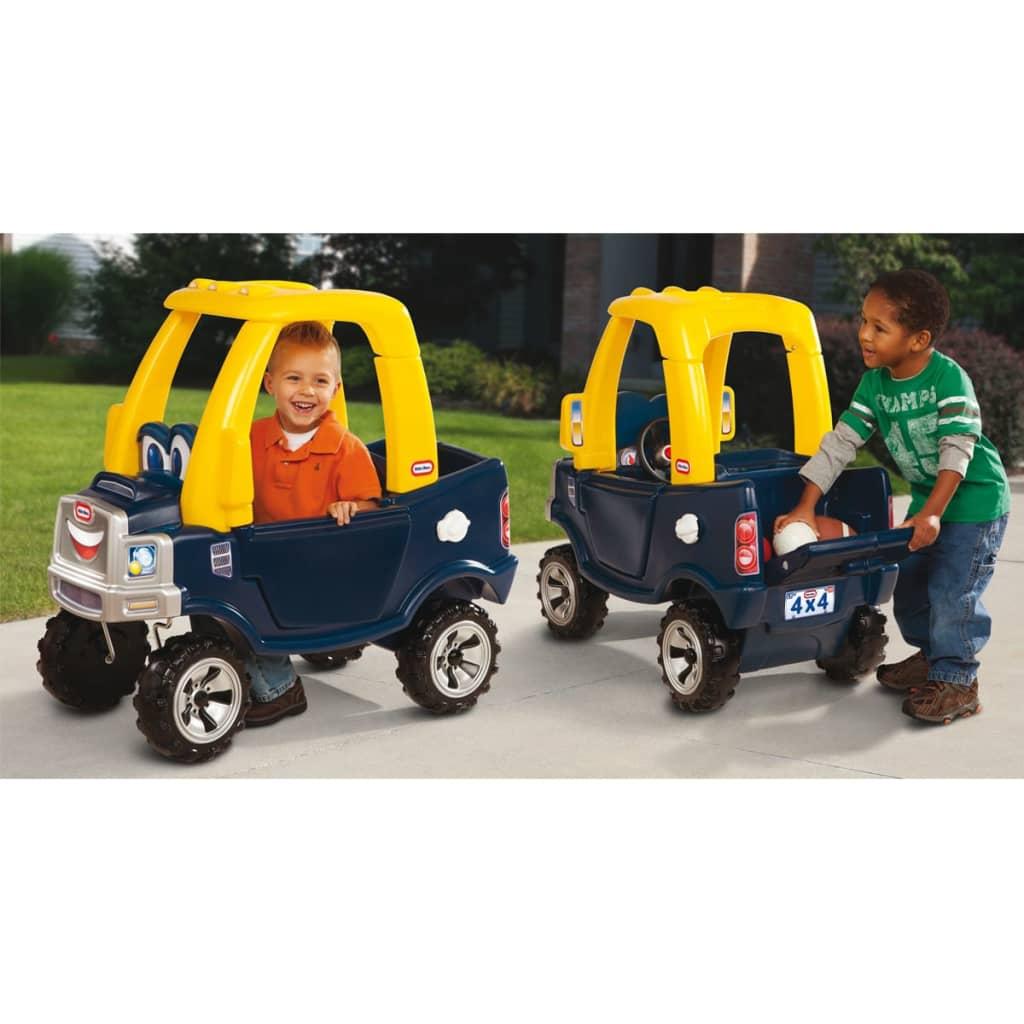 Little Tikes Tikes Tikes Laufauto Lastwagen Kinderfahrzeug Kinderauto Rutschauto Rutscher  013c56
