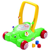 Little Tikes Activity Walker Turtle 2-in-1
