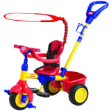 Tricycle 4-en-1 édition de base - primaire Little Tikes