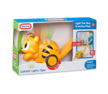 acheter little tikes jouet tigre catchin 39 lights tiger pas. Black Bedroom Furniture Sets. Home Design Ideas