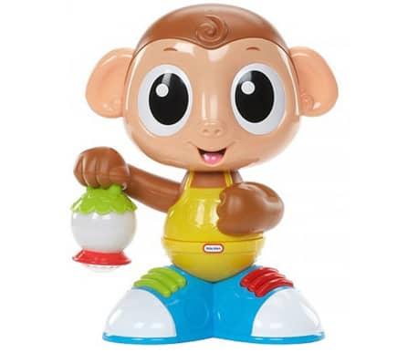 Little Tikes Jouet Movin' Lights Monkey[1/7]
