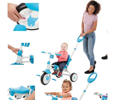 Little Tikes 3-i-1 trehjulet cykel Pack 'n Go blå 645747
