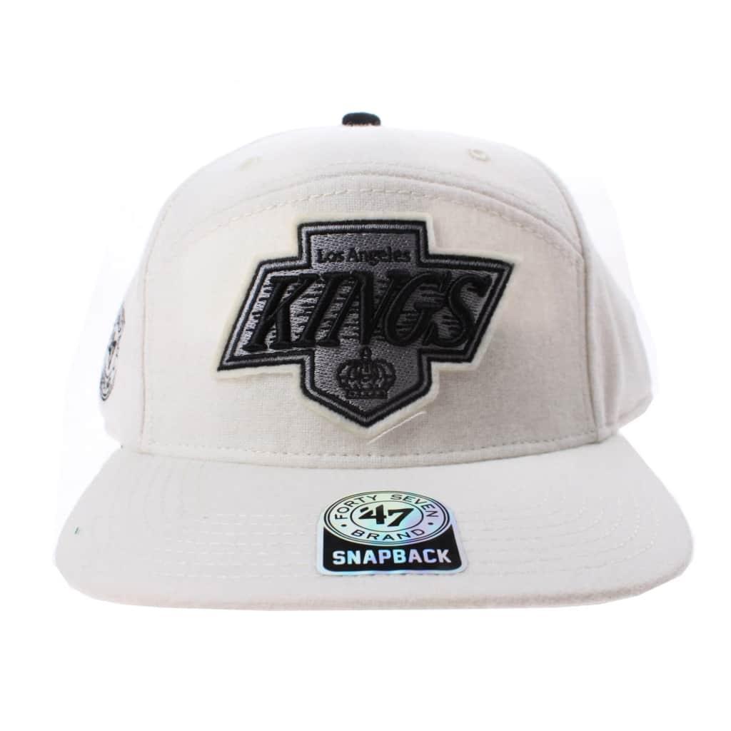 Afbeelding van 47 Brand Los Angeles Kings pet wit one size