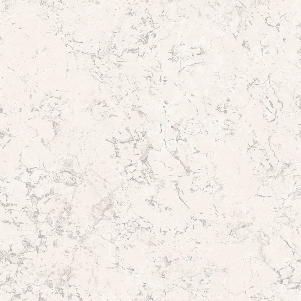 Homestyle Behang Marble gebroken wit