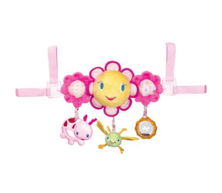 "Bright Starts Barre de jouets musicale ""Pretty in Pink"" Rose"
