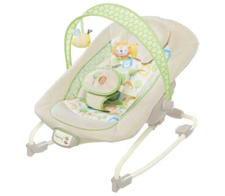 """Ingenuity Balancelle pour bébés """"Sunny Snuggles"""" Blanc[2/2]"""