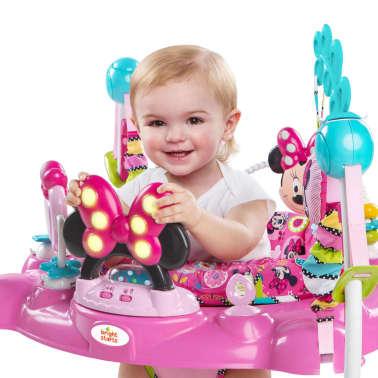 Disney Cavalier pour bébé Minnie Mouse Rose[9/9]