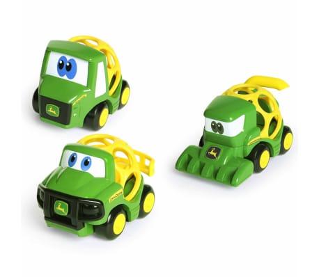 John Deere Ensemble de véhicules Tough Ol' Trio