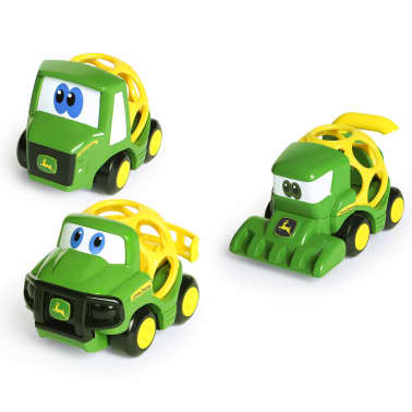 John Deere Ensemble de véhicules Tough Ol