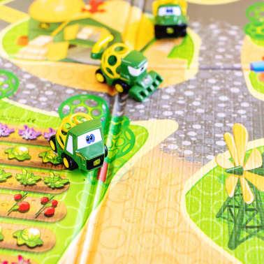John Deere Tapis de jeu et véhicule Country Lanes[4/5]