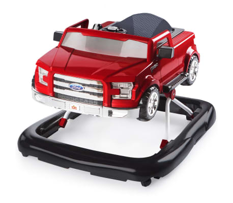 Bright Starts Trotteur 3 Ways to Play Ford F-150 Rouge K10630[2/9]