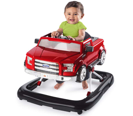 Bright Starts Trotteur 3 Ways to Play Ford F-150 Rouge K10630[3/9]