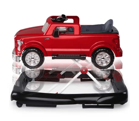 fe8efefbf9b5 Bright Starts Baby Walker 3 Ways to Play Ford F-150 Red K10630 ...