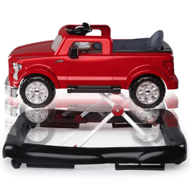 Bright Starts Trotteur 3 Ways to Play Ford F-150 Rouge K10630[8/9]